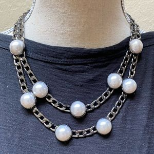 NWT Pearl Necklace